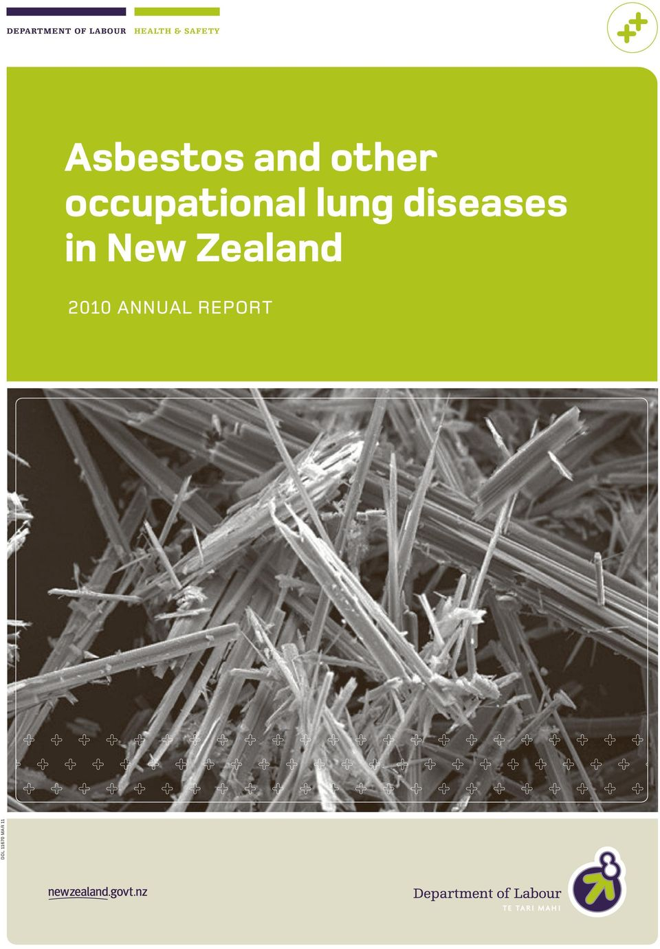 occupational lung diseases in New
