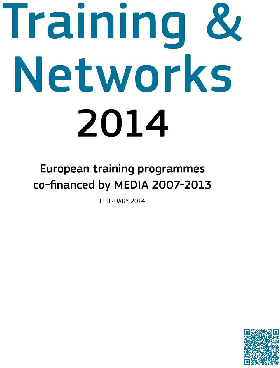 programmes co-financed