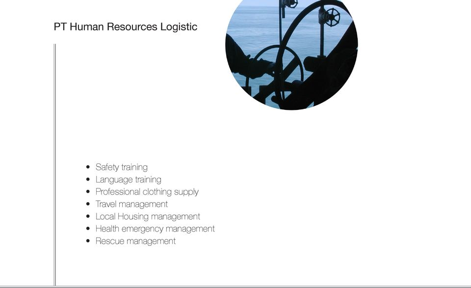 supply Travel management Local Housing