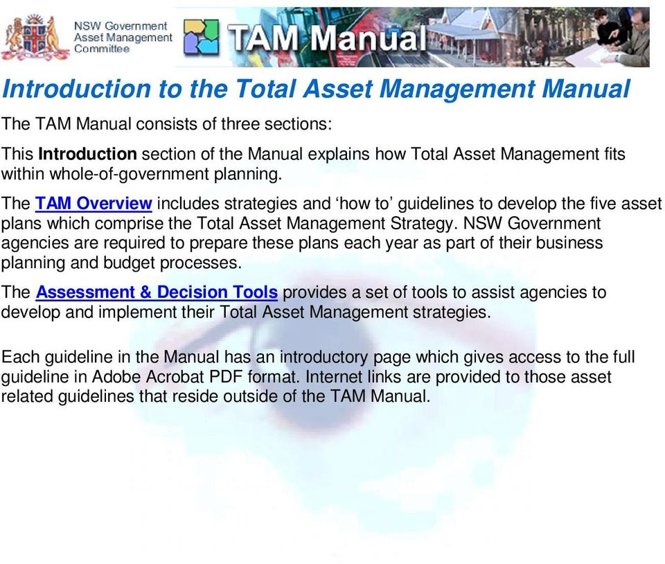 Total Asset Management Manual - PDF
