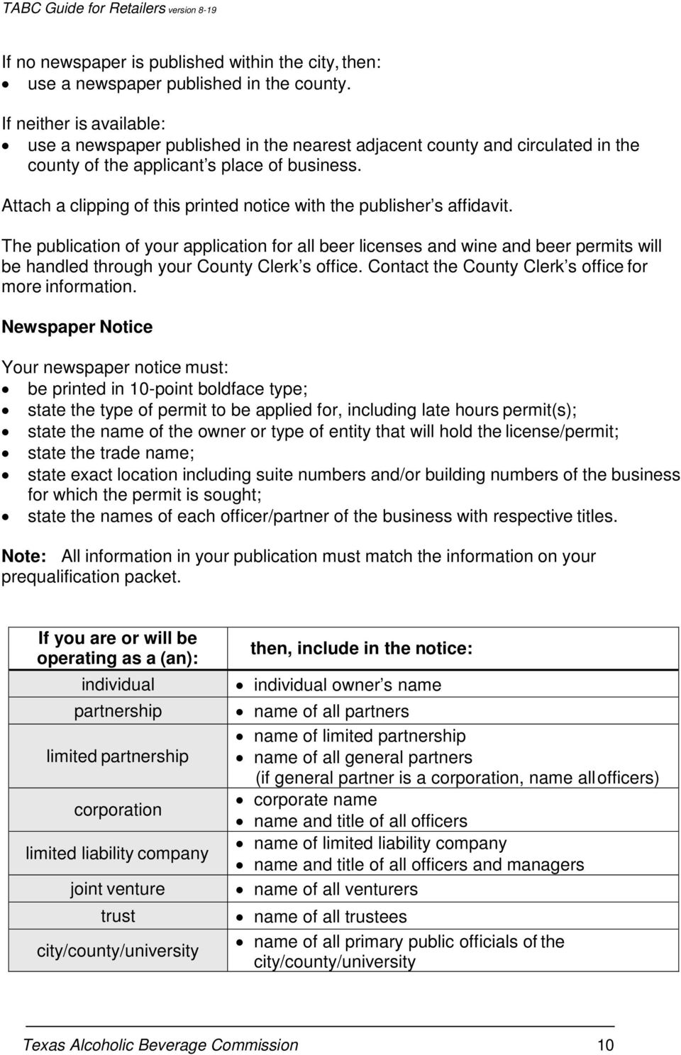 Attach a clipping of this printed notice with the publisher s affidavit.