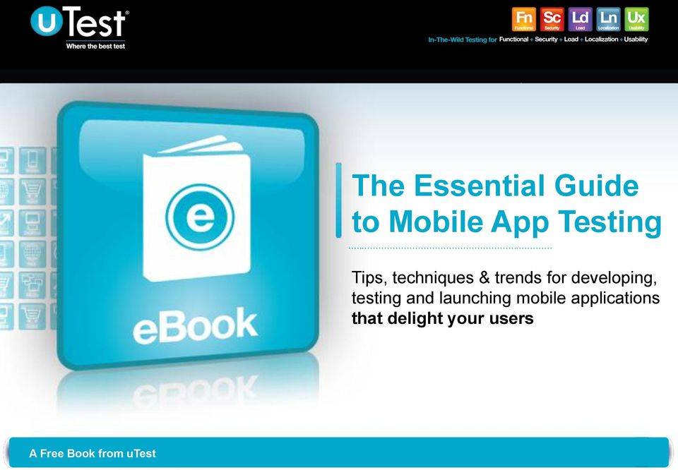 testing and launching mobile applications