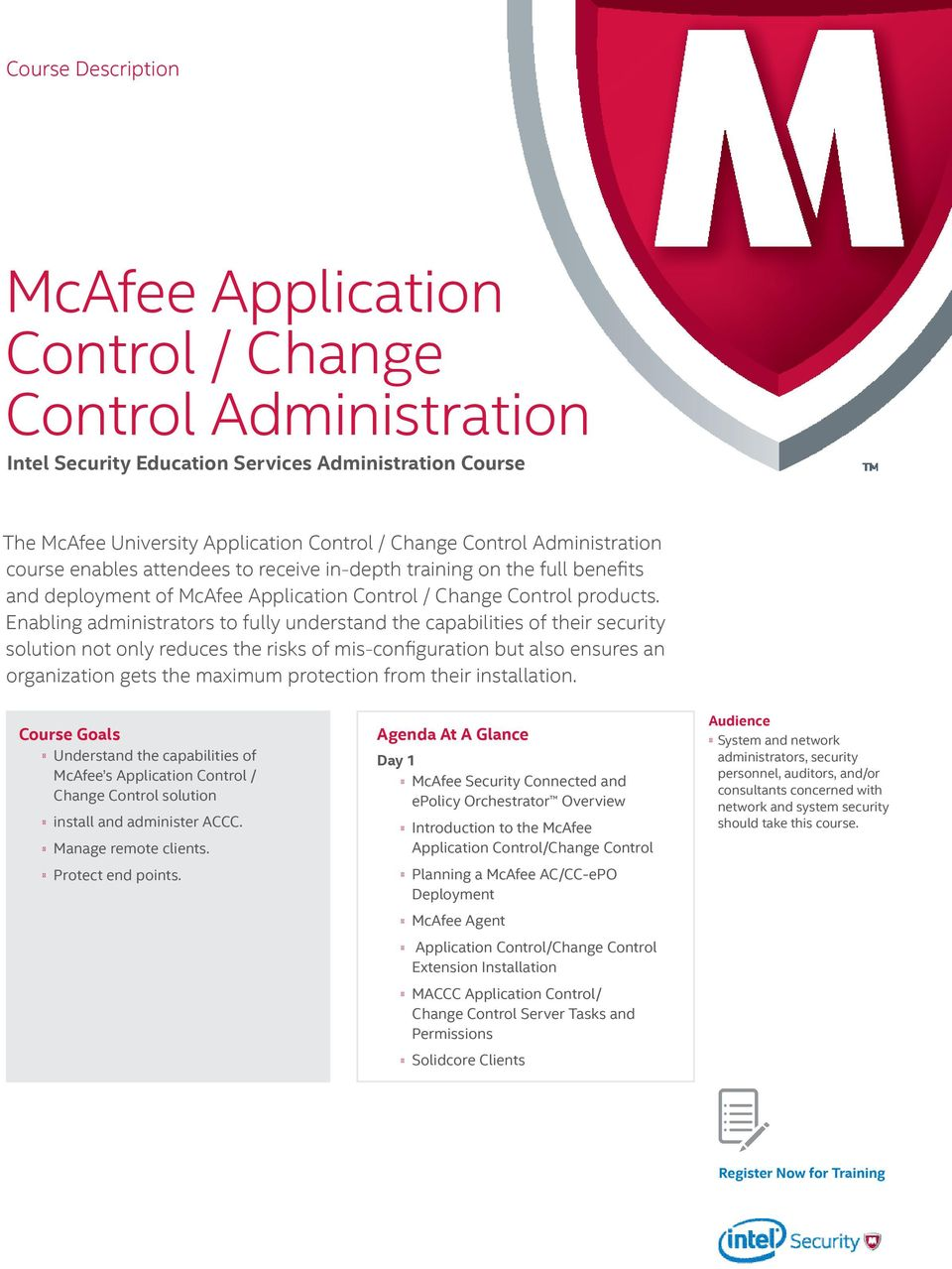 Enabling administrators to fully understand the capabilities of their security solution not only reduces the risks of mis-configuration but also ensures an organization gets the maximum protection