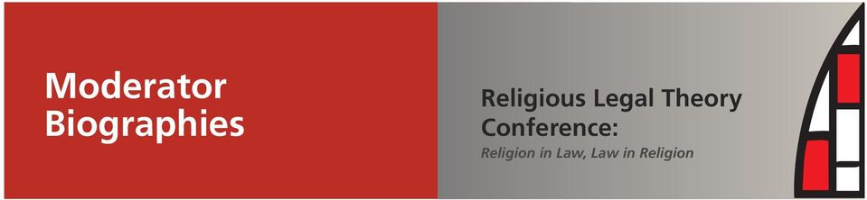 Conference: Religion