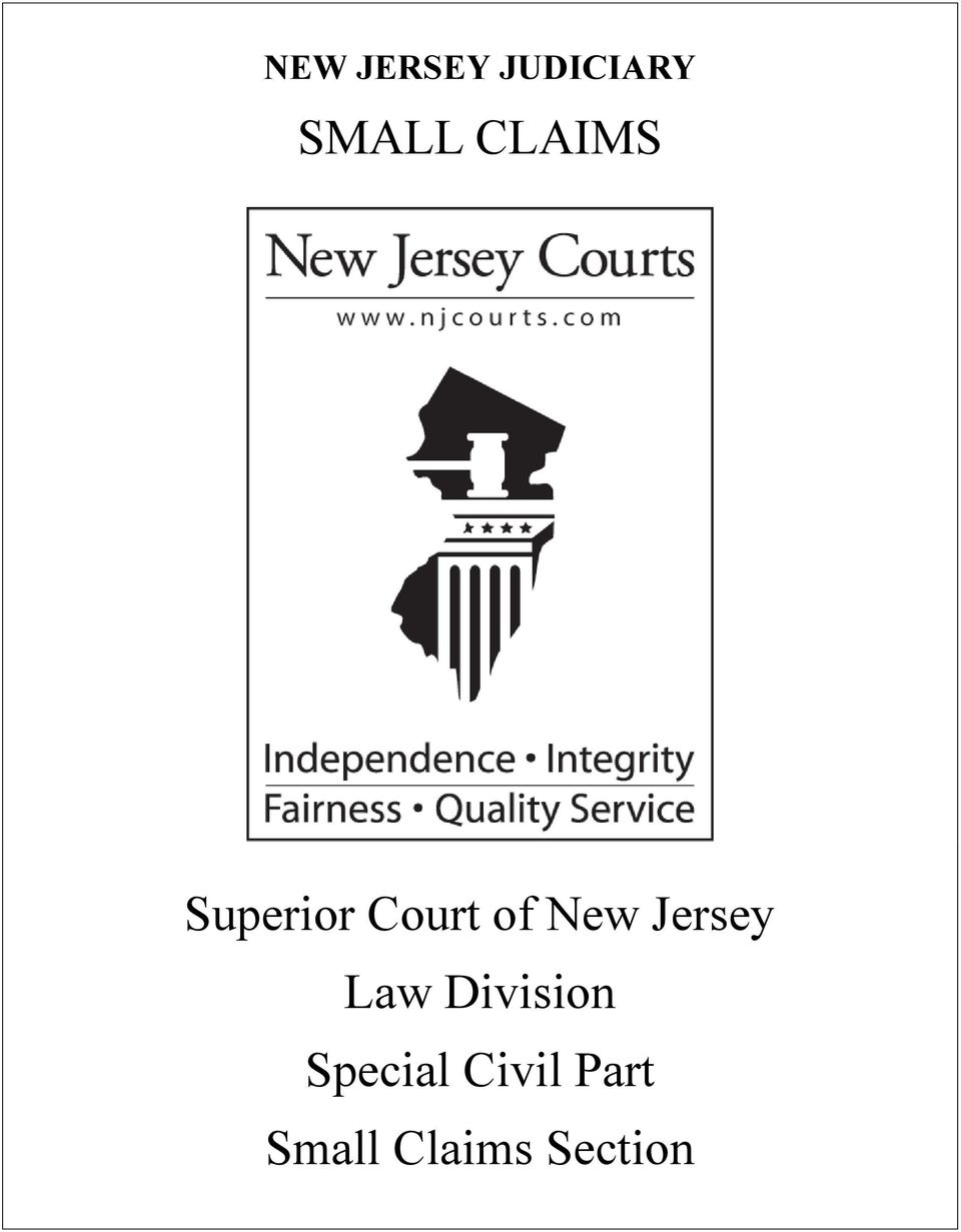 Jersey Law Division Special