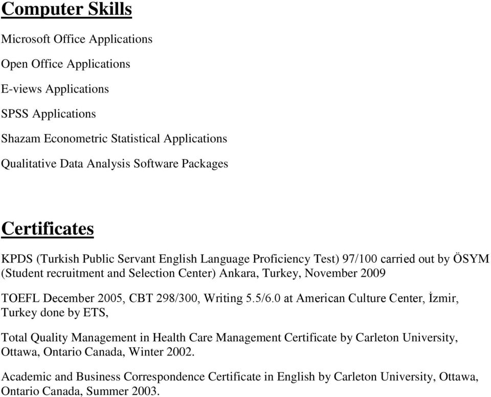 November 2009 TOEFL December 2005, CBT 298/300, Writing 5.5/6.