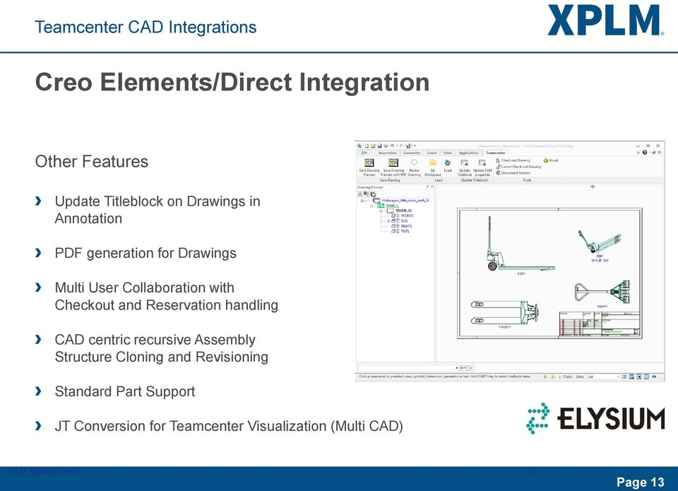 and Reservation handling CAD centric recursive Assembly Structure Cloning and Revisioning