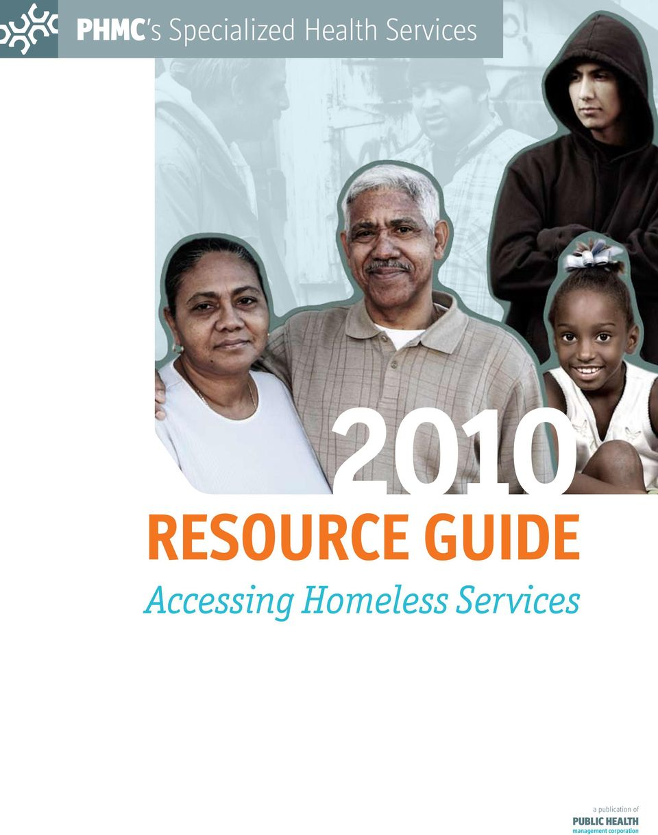 Accessing Homeless Services a