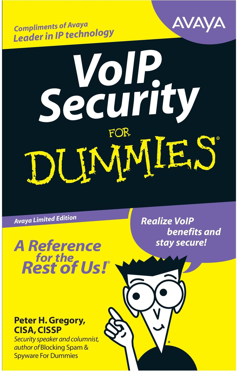 com Realize VoIP benefits and stay secure! Peter H.