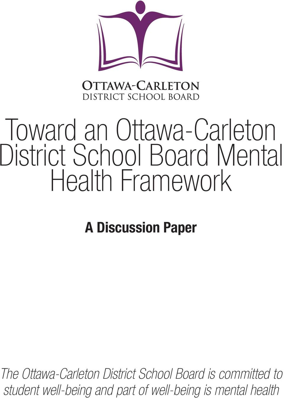 Ottawa-Carleton District School Board is committed