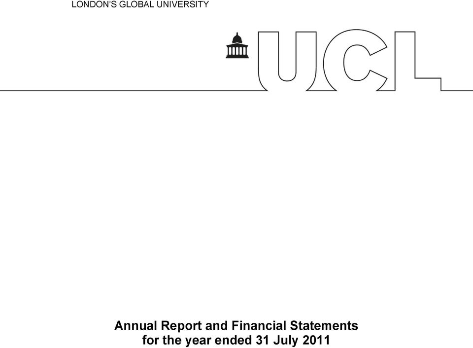 and Financial Statements
