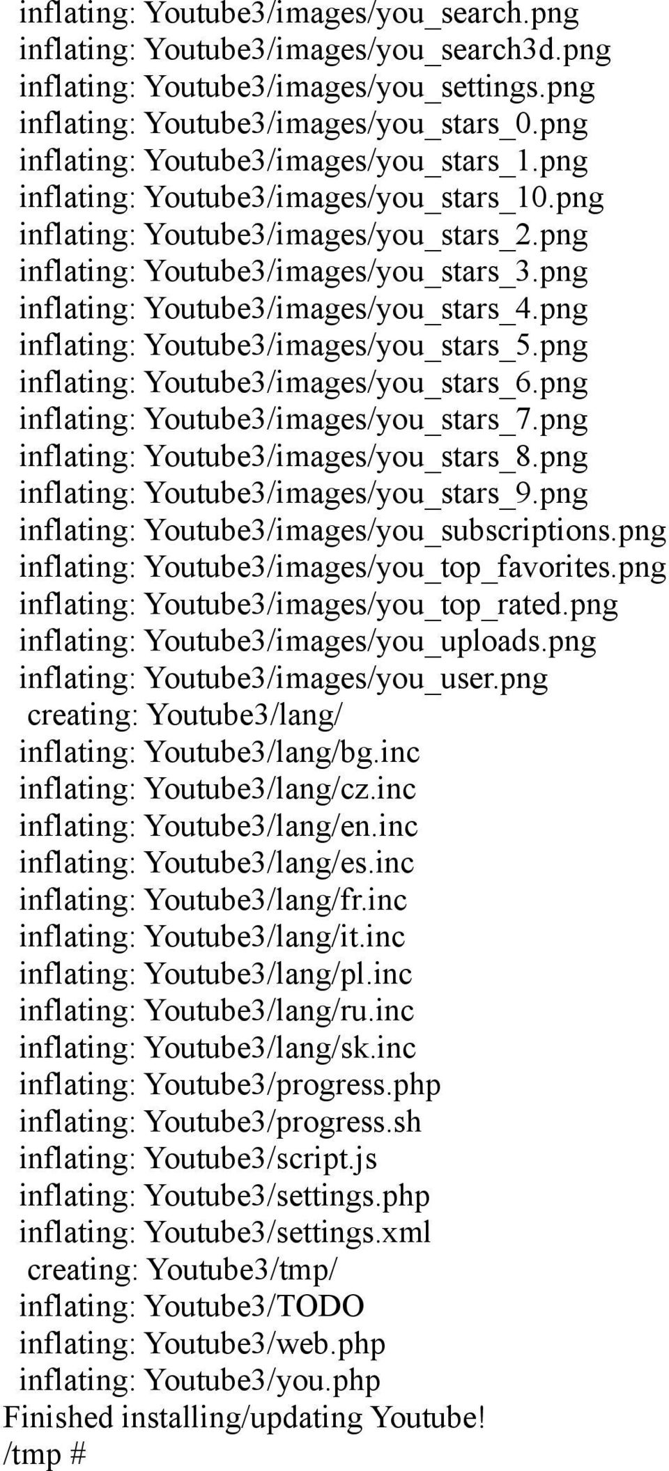 png inflating: Youtube3/images/you_stars_4.png inflating: Youtube3/images/you_stars_5.png inflating: Youtube3/images/you_stars_6.png inflating: Youtube3/images/you_stars_7.