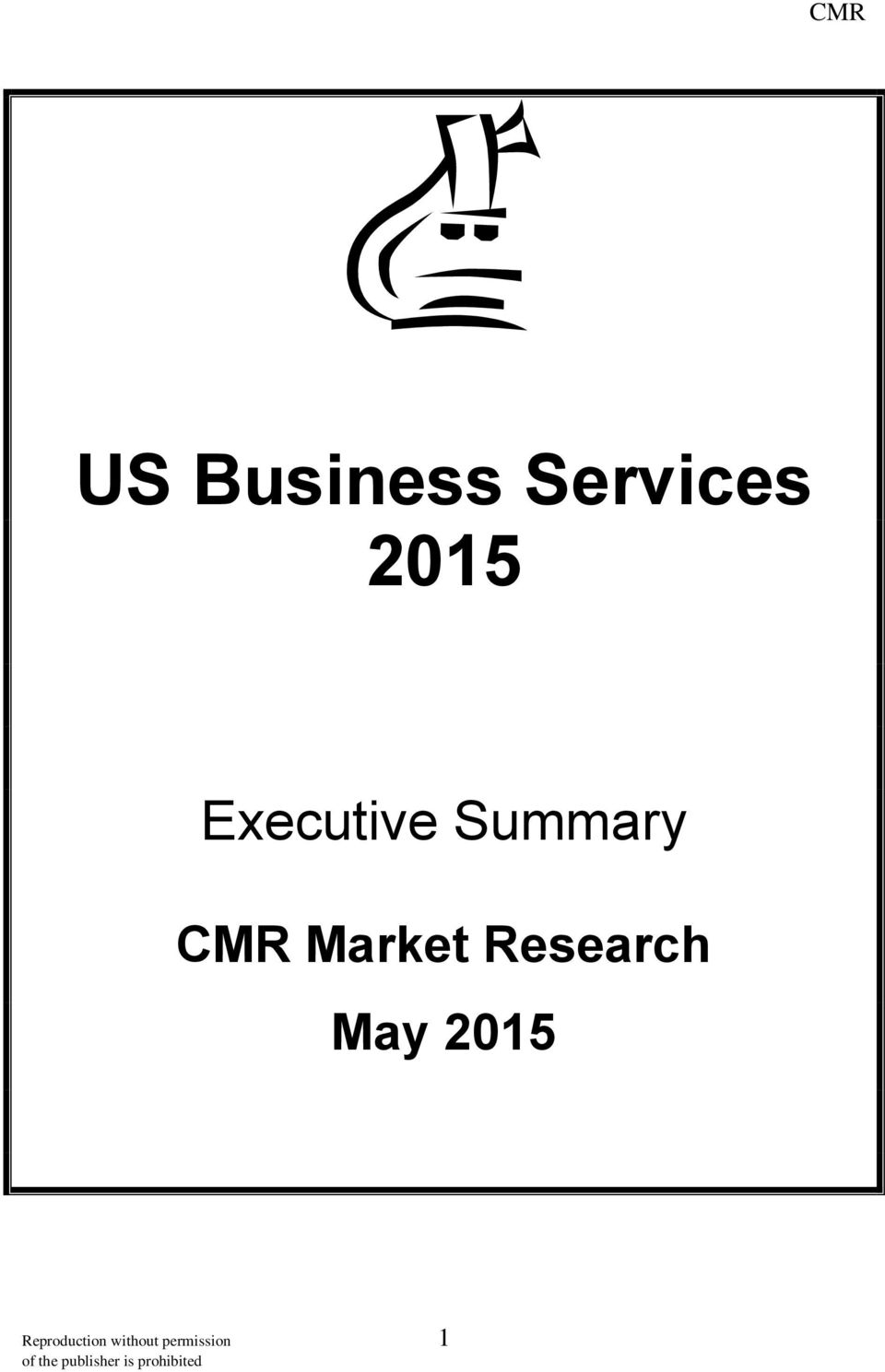 Market Research May 2015