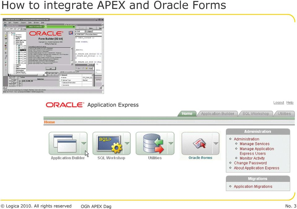 and Oracle