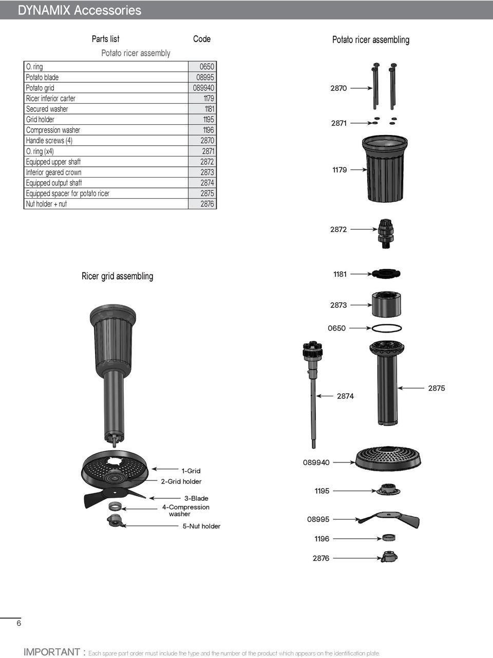 motorcycle spare parts list pdf