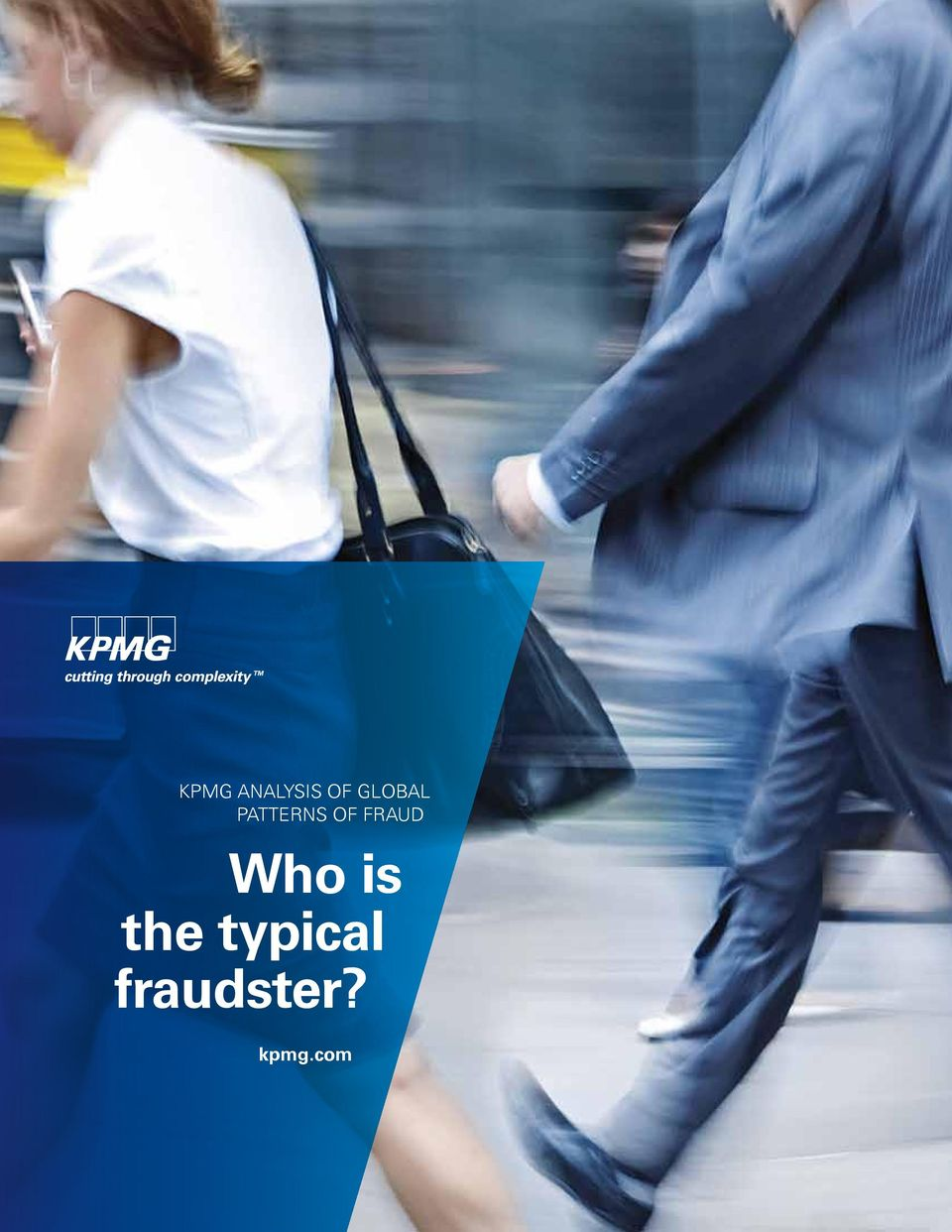 FRAUD Who is the