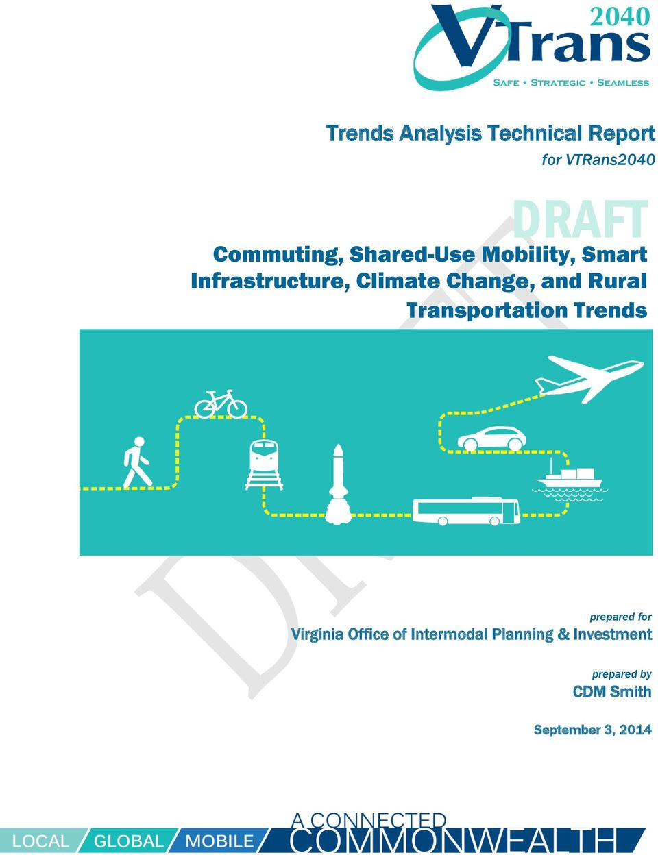 Rural Transportation Trends prepared for Virginia Office of