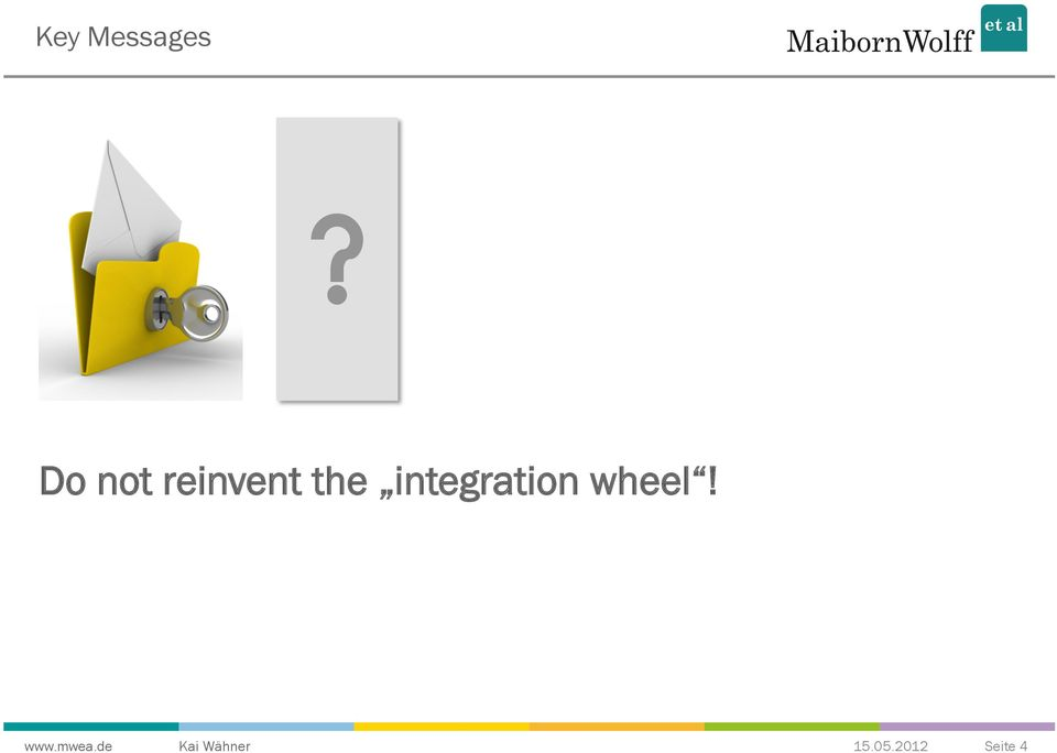 integration wheel!