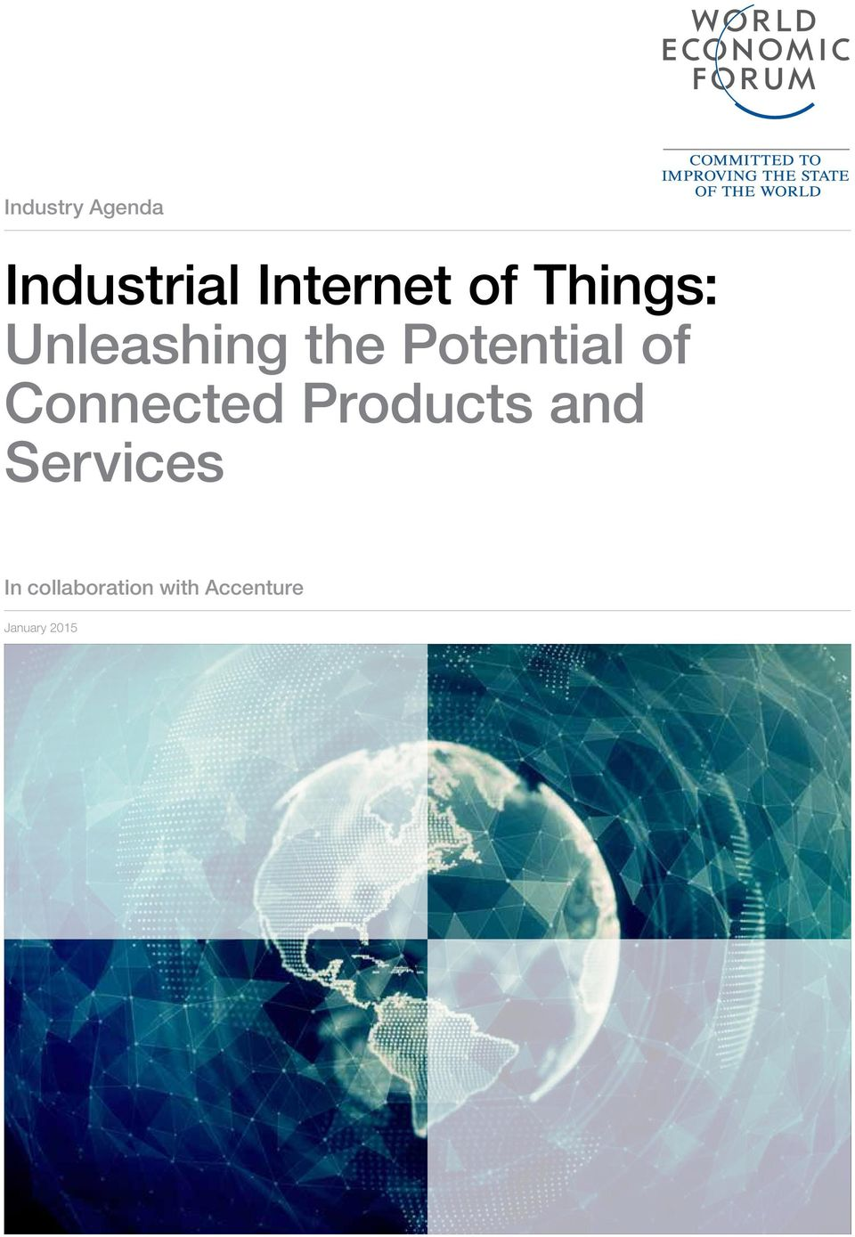 of Connected Products and Services In