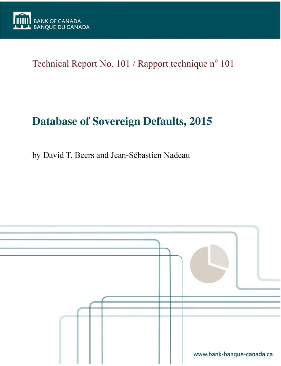 Database of Sovereign Defaults,