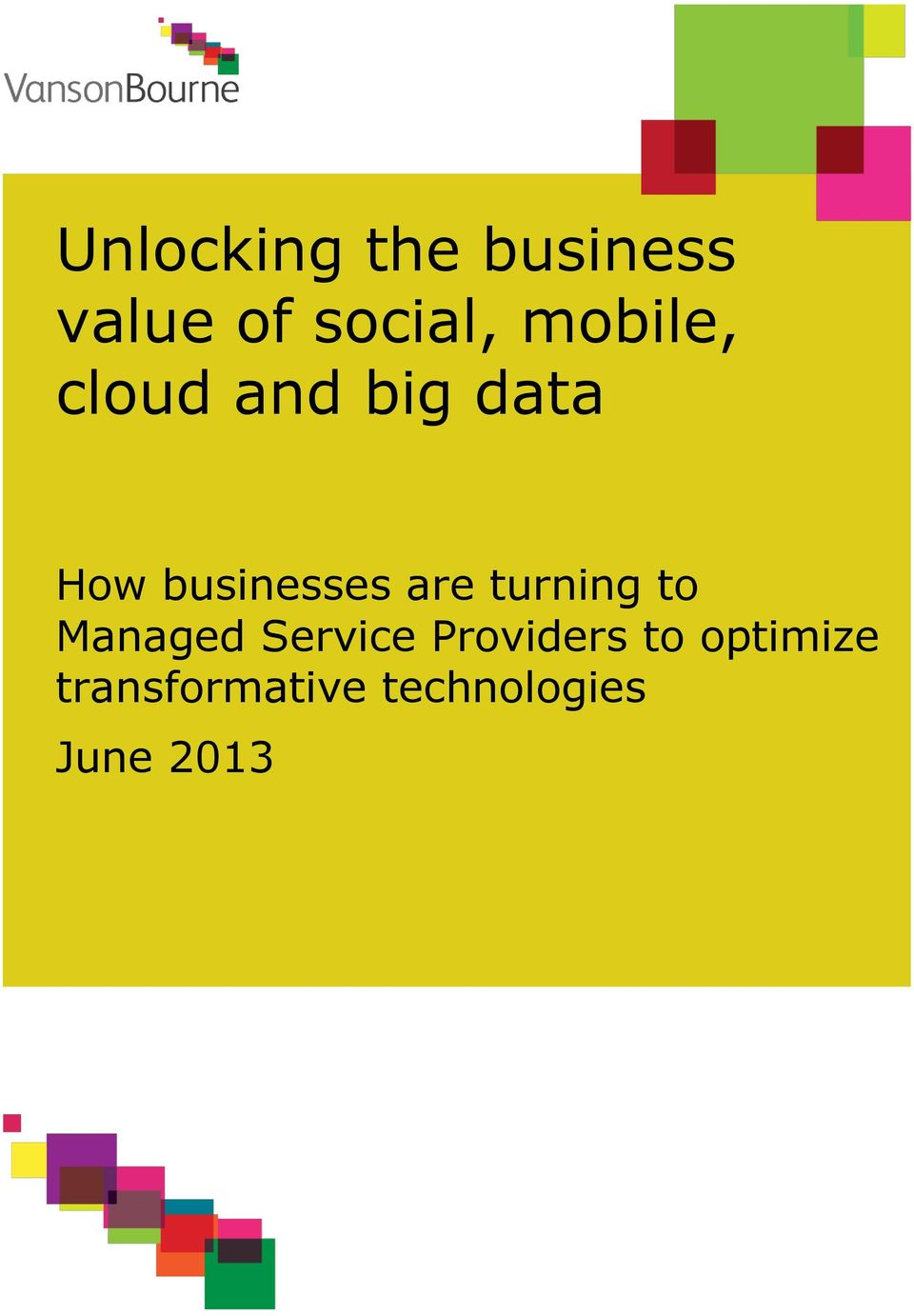 are turning to Managed Service Providers