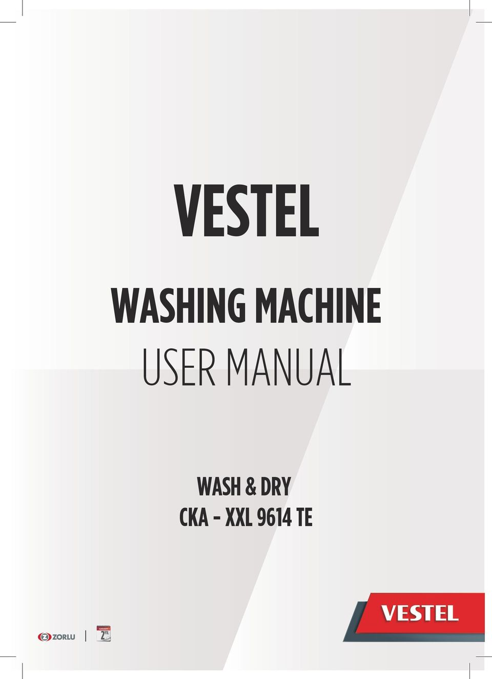 Vestel user manual washing machine wash dry cka xxl 9614 te pdf 2 contents before using your machine correct use general warnings safety warnings burn risk electrocution risk flooding risk explosion risk fire buycottarizona