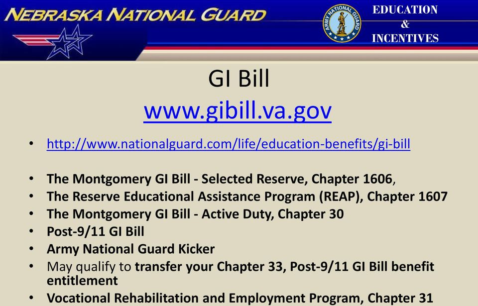 how to use your post 9 11 gi bill