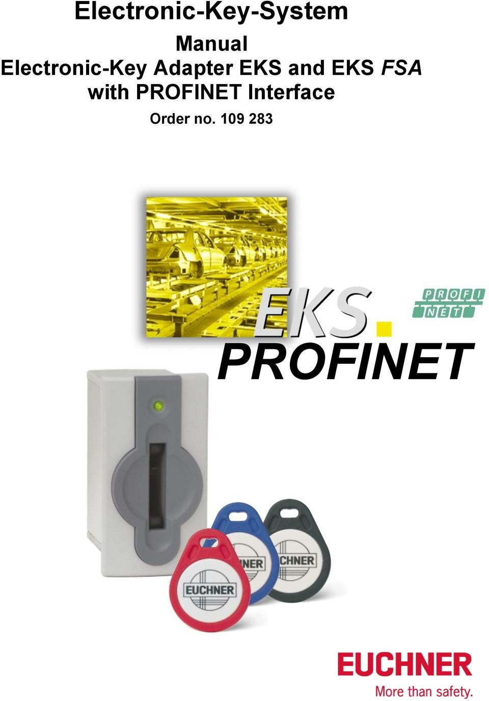 and EKS FSA with PROFINET