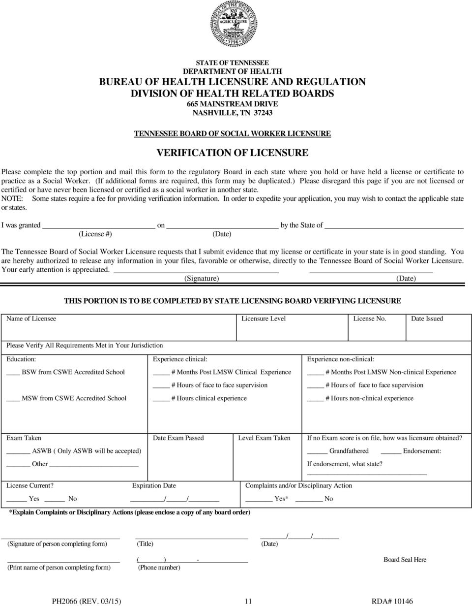 (If additional forms are required, this form may be duplicated.