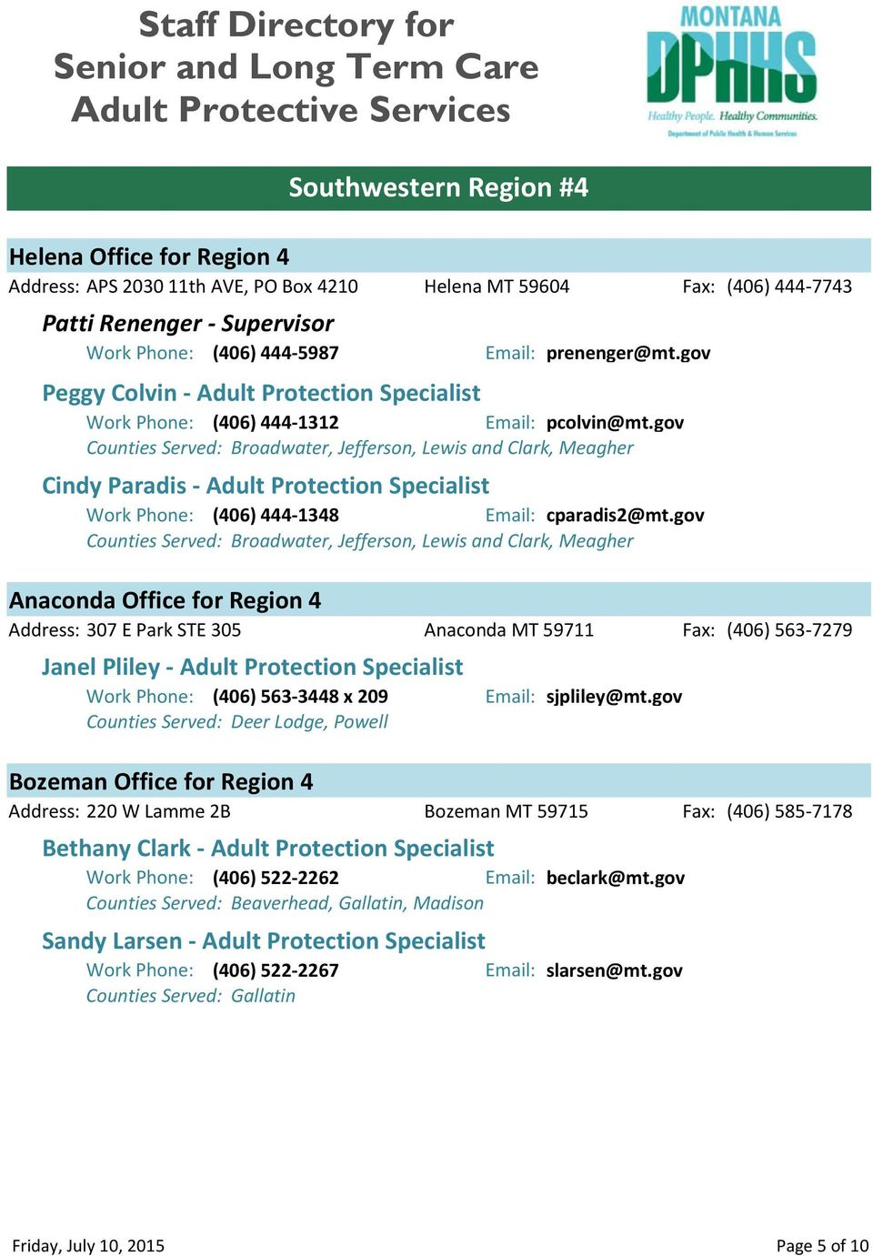 service programs adult protective services contacts