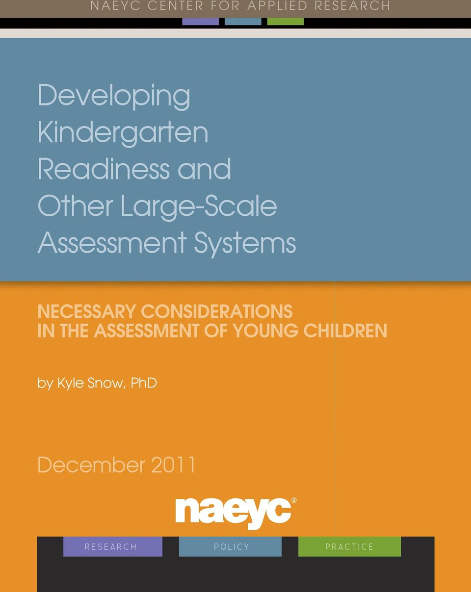 Systems Necessary Considerations in the Assessment of