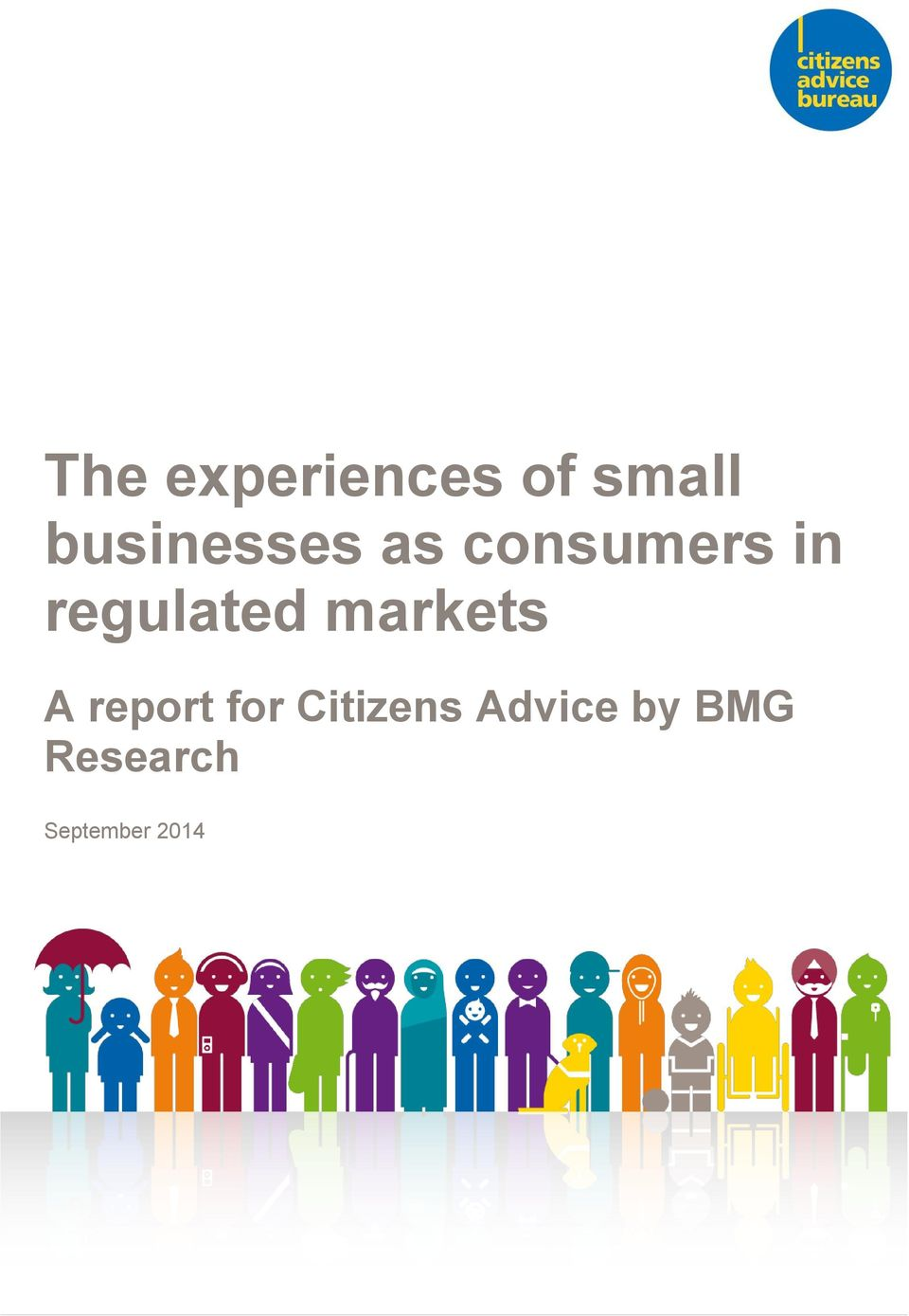 regulated markets A report for