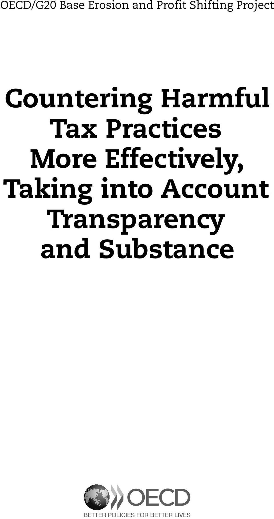 Tax Practices More Effectively,