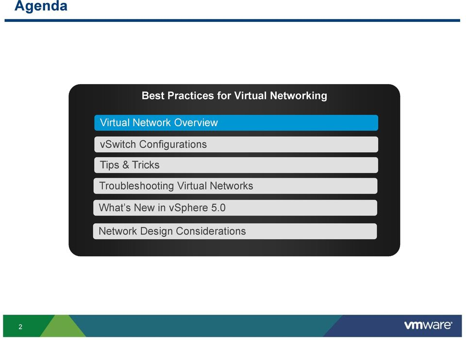 Tips & Tricks Troubleshooting Virtual Networks