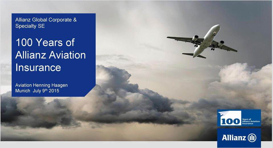 aviation insurance in india pdf