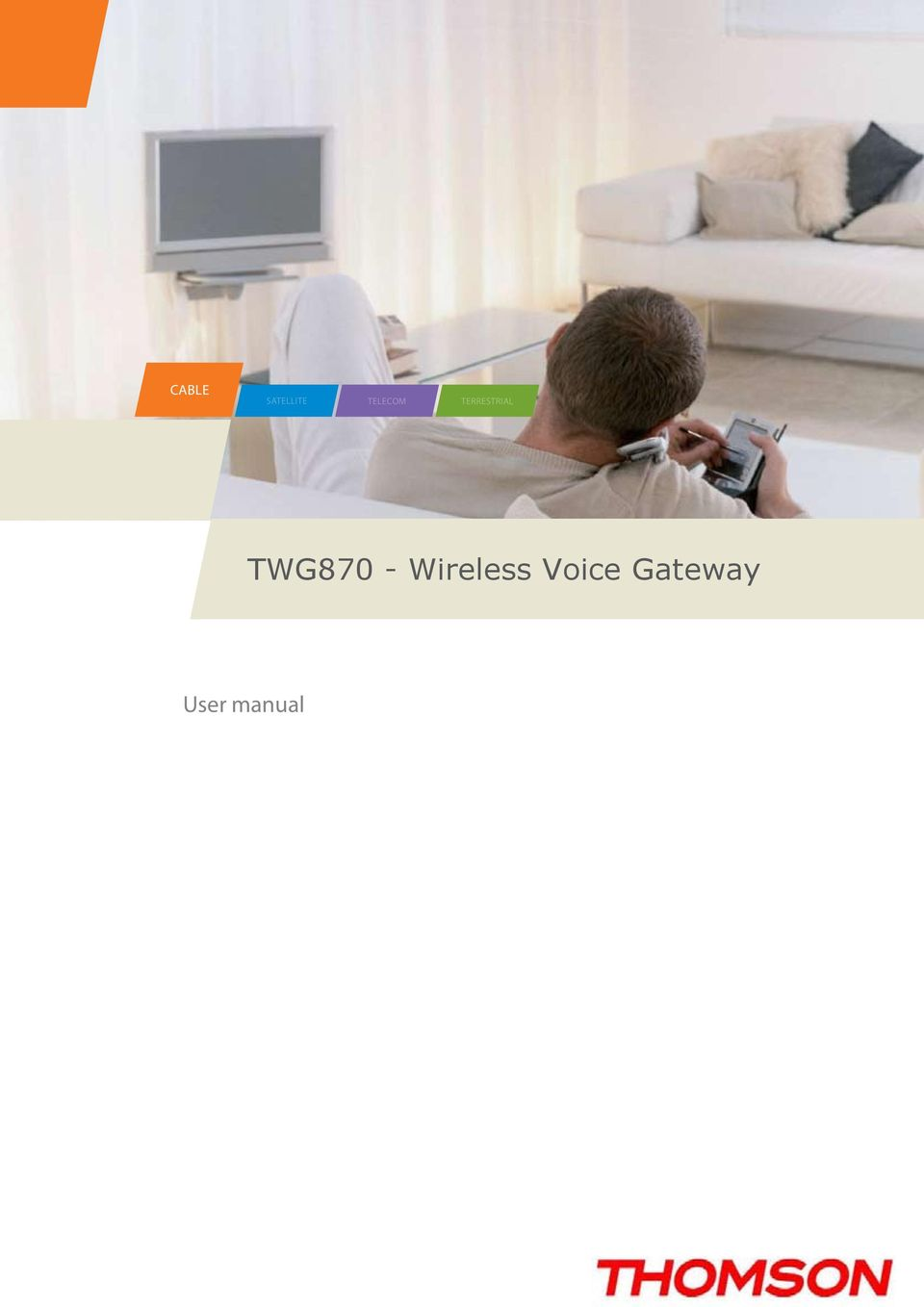 TWG870 - Wireless