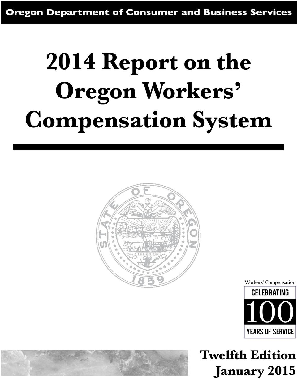 Oregon Workers Compensation System
