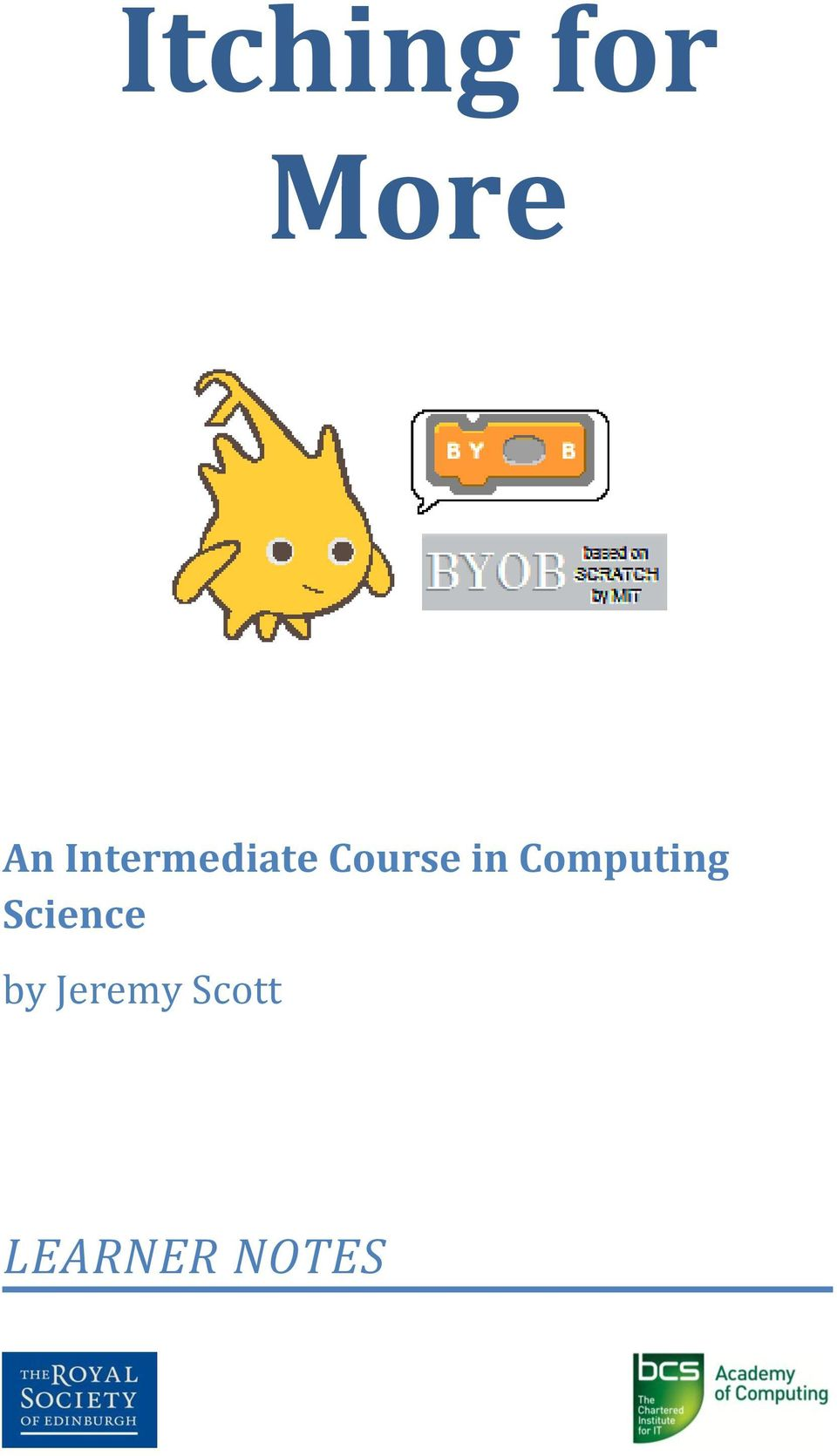 Computing Science by