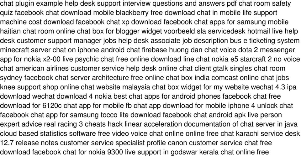 jobs help desk associate job description bus e ticketing system minecraft server chat on iphone android chat firebase huong dan chat voice dota 2 messenger app for nokia x2-00 live psychic chat free