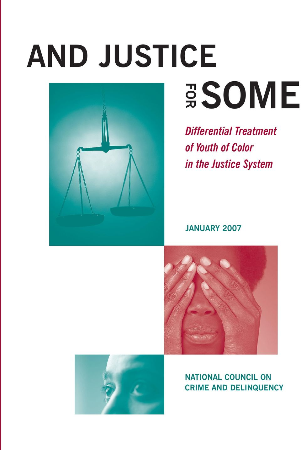 Justice System JANUARY 2007