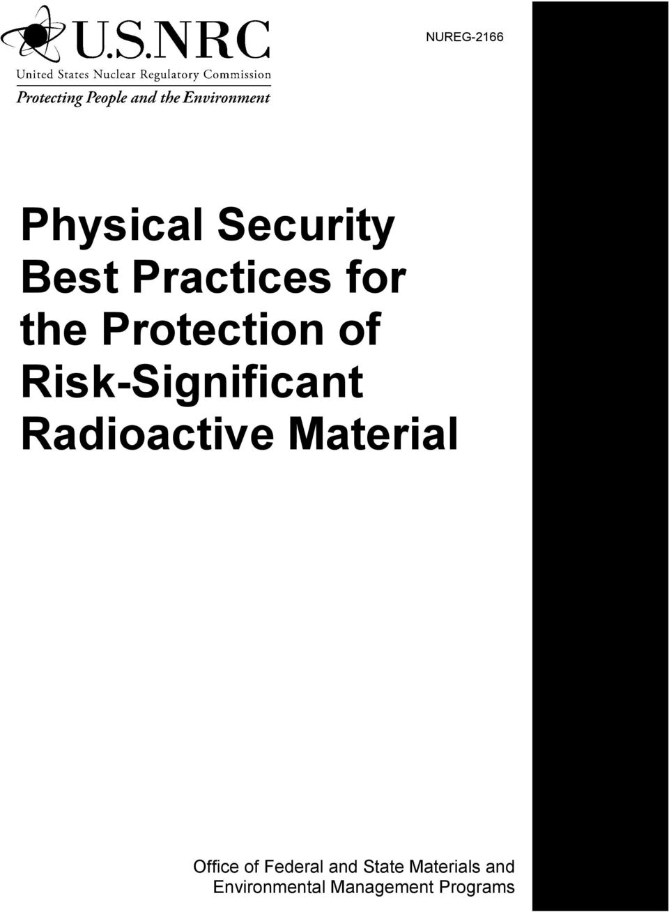 Radioactive Material Office of Federal and