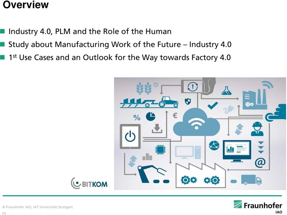 about Manufacturing Work of the Future