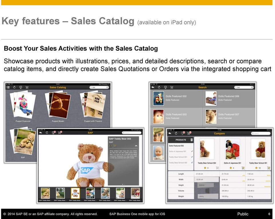 prices, and detailed descriptions, search or compare catalog items, and