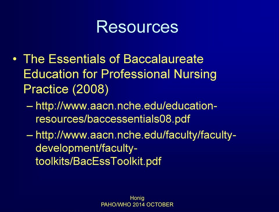 edu/educationresources/baccessentials08.pdf http://www.aacn.