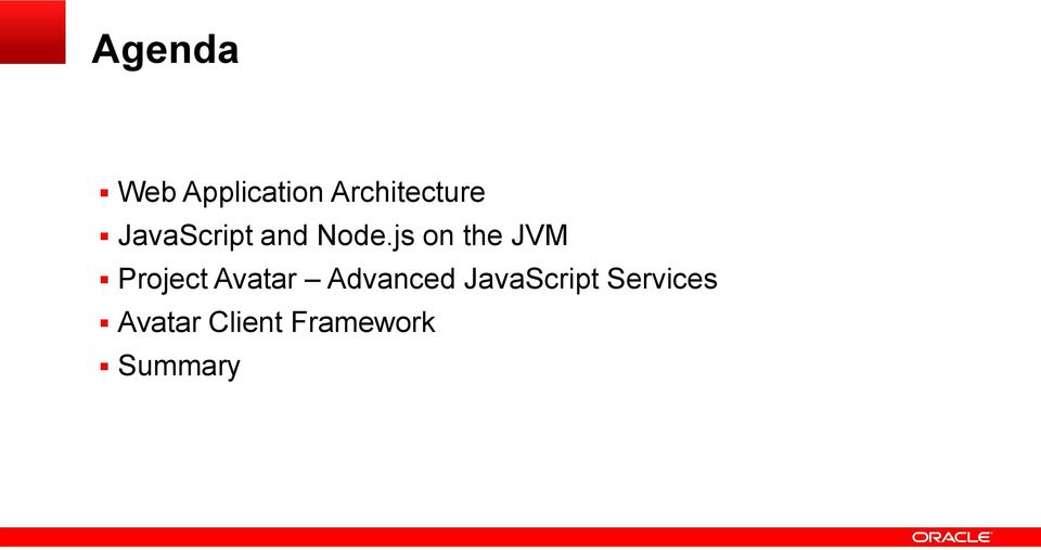 js on the JVM Project Avatar