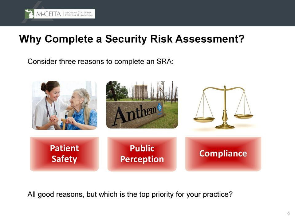 Patient Safety Public Perception Compliance All