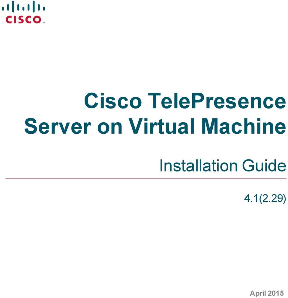 docs telepresence infrastructure conductor admin guide tele presence