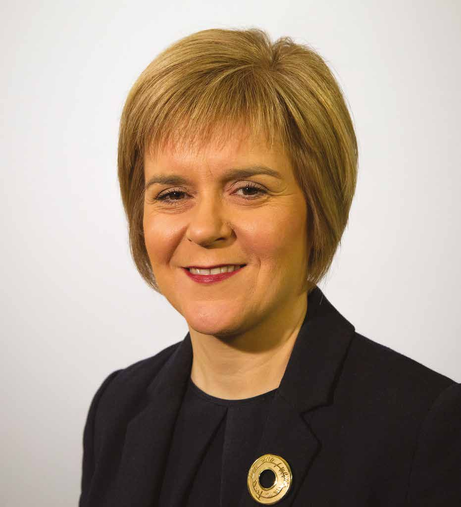 2 ONE SCOTLAND Foreword by the First Minister This Government has a strong record of delivering for Scotland: we have boosted economic growth and job creation, relieved students of the burden of