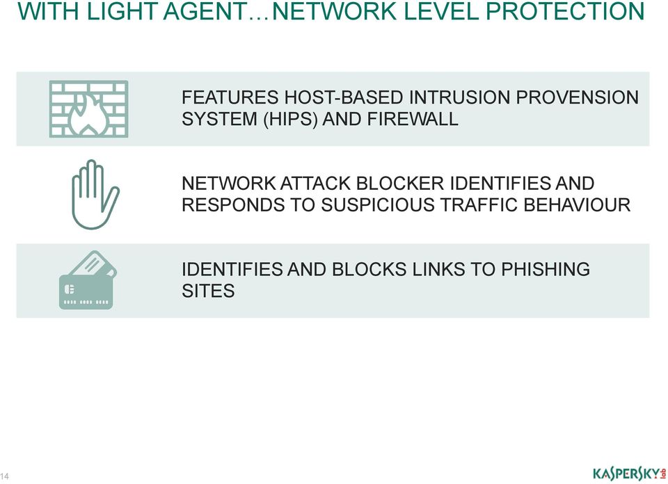 NETWORK ATTACK BLOCKER IDENTIFIES AND RESPONDS TO