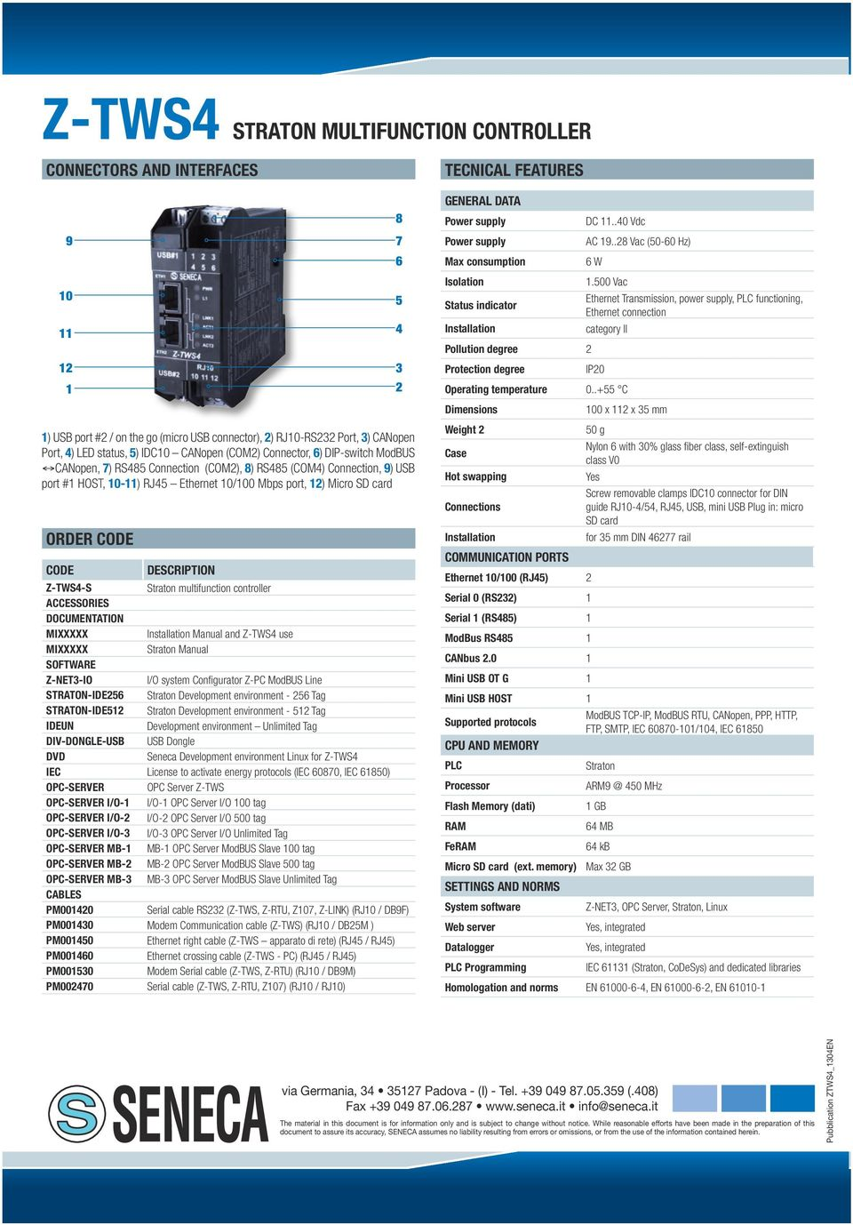 Straton multifunction controller Accessories Documentation MIXXXXX Installation Manual and Z-TWS use MIXXXXX Straton Manual Software Z-NET-IO I/O system Configurator Z-PC Line STRATON-IDE Straton